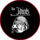 The Idiots - logo Button groß 3,5cm