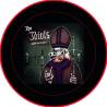 The Idiots - Gott sei Punk Button groß 3,5cm