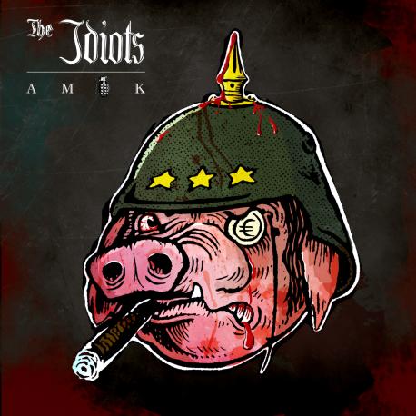 "The Idiots Vinylschallplatte ""Amok"""